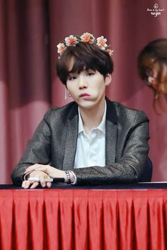 Suga is beautiful ❤ BTS at the Jongro Fansign #BTS #방탄소년단