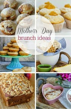 Mother's Day Brunch Ideas #MothersDay #Brunch