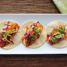 Caribbean Fish Tacos HealthyAperture.com