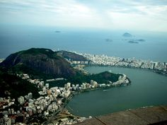 Rio de Janeiro - Vista panoramica do Cristo Redentor