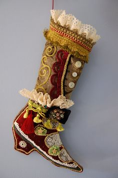 Gypsy stockings