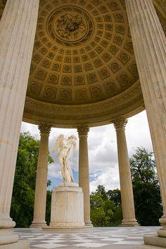 Temple de l'Amour, Versailles by Repp1 Temple de I'Amour, Versailles, France