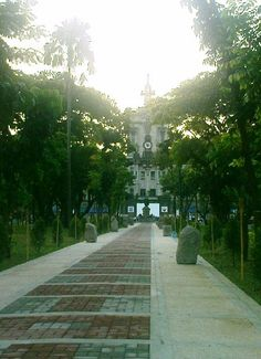 The University of Santo Tomas - Main Building