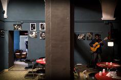 Irio De Paula to Musicamdo Jazz Club in Camerino MC ITALY
