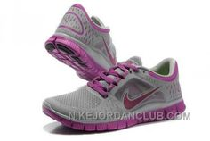 Nike Free Run 3 Purple Gray Womens Shoes, www.cheapshoeshub Nike shoes, nike  free trainer nike air max cheap nike free runs,