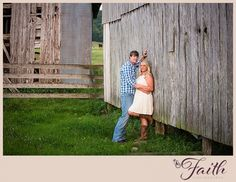Cowboy Boots Engagement, Summer Engagement Photo, Farm Engagement Photo, Middle Tennessee Engagement, Cow Engagement, Sunset Engagement, Barn Engagement