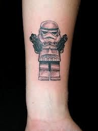 lego stormtrooper tattoo - Google Search
