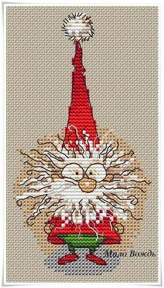 Резултат с изображение за jingling church bells cross stitch motif