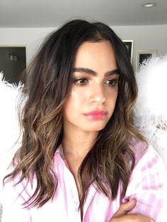 victoria's secret hair and makeup