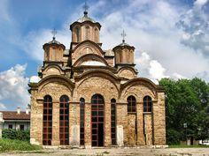 Gračanica Monastery, Kosovo.