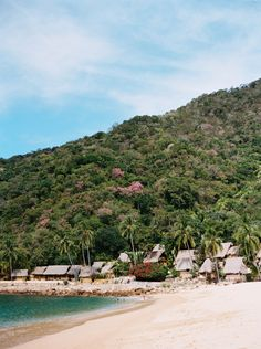 Yelapa, Mexico by Jillian Mitchell
