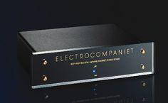 Electrocompaniet ECP-1 Phono Preamp