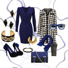 """""""blunblack"""" by revclg on Polyvore"""