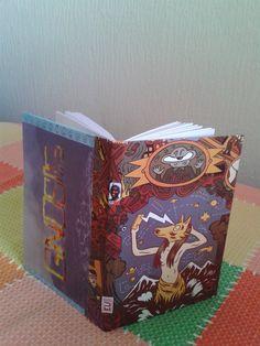 Caderno Abduselfie Tamanho A5