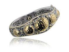 John Medeiros Oval Link Collection Bracelet