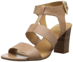 Nine West Women's Jelanie Sandal * Check out this great image  : Block heel sandals