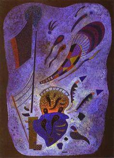 Wassily Kandinsky davidcharlesfoxexpressionism.com #kandinsky #wassllykandinsky #abstractart