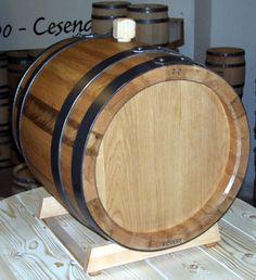 Botte in rovere per vin santo - Oak barrel for vin santo - +39 0547 310171