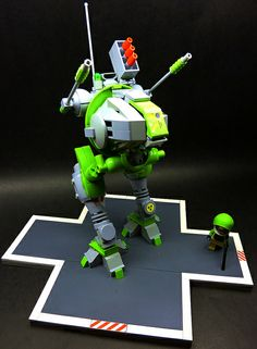 Observer Scout Mech (1) | Flickr - Photo Sharing!