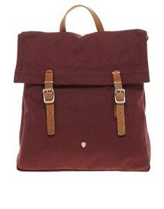 Ben Sherman Plectrum Canvas Backpack