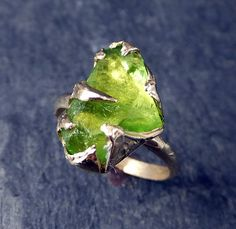 Antique Style Gemstone Ring Raw Amethyst Ring Raw Crystal Ring Vintage Jewelry Medieval Raw Gemstone Ring Wedding Gift Raw Quartz Ring