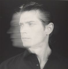 Self-Portrait, 1985, Robert Mapplethorpe Jointly acquired by the Los Angeles County Museum of Art, with funds provided by The David Geffen Foundation, and The J. Paul Getty Trust. © Robert Mapplethorpe Foundation