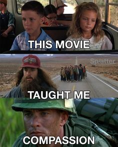 Love Forest Gump