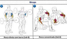 heavy duty treino bíceps