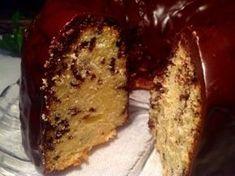 Eierlikörkuchen mit Schokolade