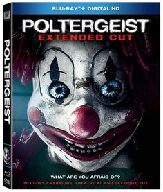 Poltergeist (2015) Hindi Dubbed [EXTENDED BRRip]