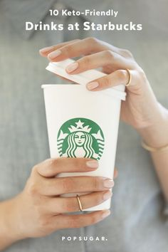 When cool breezes blow, you've got one thing on the brain: a Starbucks Pumpkin Spice Latte. Before heading into your local Starbucks to wrap your hands around Low Carb Starbucks, Healthy Starbucks Drinks, Healthy Drinks, Starbucks Drinks Calories, Healthy Eating, Yummy Drinks, Starbucks Recipes, Healthy Recipes, Healthy Sweets