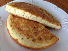 Pão de Frigideira Sem Glúten Fácil