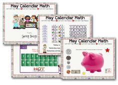 Teaching Blog Addict: Calendar Math for your SMARTboard!