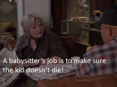 Everwood - A baby sitter's job