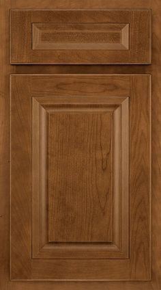 Lawry is a raised panel cabinet door with crisp, clean-lined profiling from Homecrest Cabinetry.