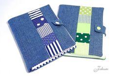 `•.¸¸.•´¯`•. Jakasters Fotowelt .•´¯`•.¸¸.•`: Neue Notizbücher aus alten Jeans