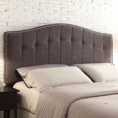 Found it at Wayfair - Napa Upholstered Panel Headboard