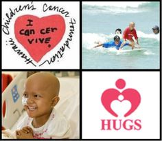 Forever Giving made a recent donation to HUGS Hawaii and Hawaii Children's Cancer Foundation! The Aloe Babies approve <3