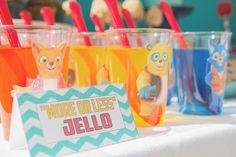 Special Agent Oso Birthday Party Ideas | Photo 1 of 14 | Catch My Party