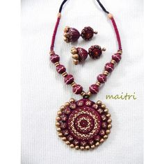 Terracotta Jewellery_The Chocolate Love