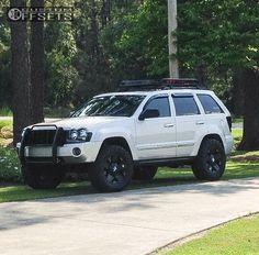 08 9 2005 grand cherokee jeep leveling kit xd rockstar black aggressive 1 outside fender
