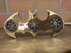 Check this awesome home casted Fidget Spinner ! You can win it !