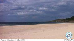 Playa de Traba en Laxe