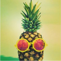 I think I enjoy pineapples too much