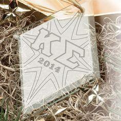 Kappa Sig 2014 Holiday Ornament