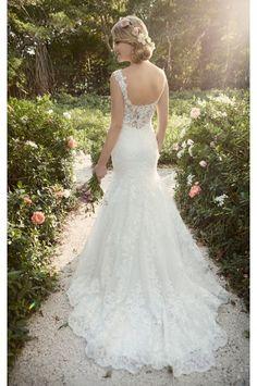 Essense of Australia Wedding Dress Style D1918