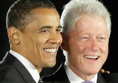 Barack Obama and Bill Clinton #DNC #DNC2012  The two best presidents America ever had.  Thank you.