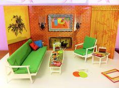 Barbie Go Together Furniture, 1964