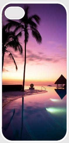 'Wet Drink', Mexico, Puerto Vallarta, Grand Velas Riviera Nayarit Hotel & Resort Pool, Tiki Bar Thank you IBM! Beautiful Sunset, Beautiful World, Beautiful Places, Beautiful Scenery, Simply Beautiful, Dream Vacations, Vacation Spots, Vacation Travel, Paradis Tropical
