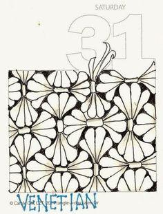 An Artist Labyrinth: Ginny Stiles CZT: May 2014